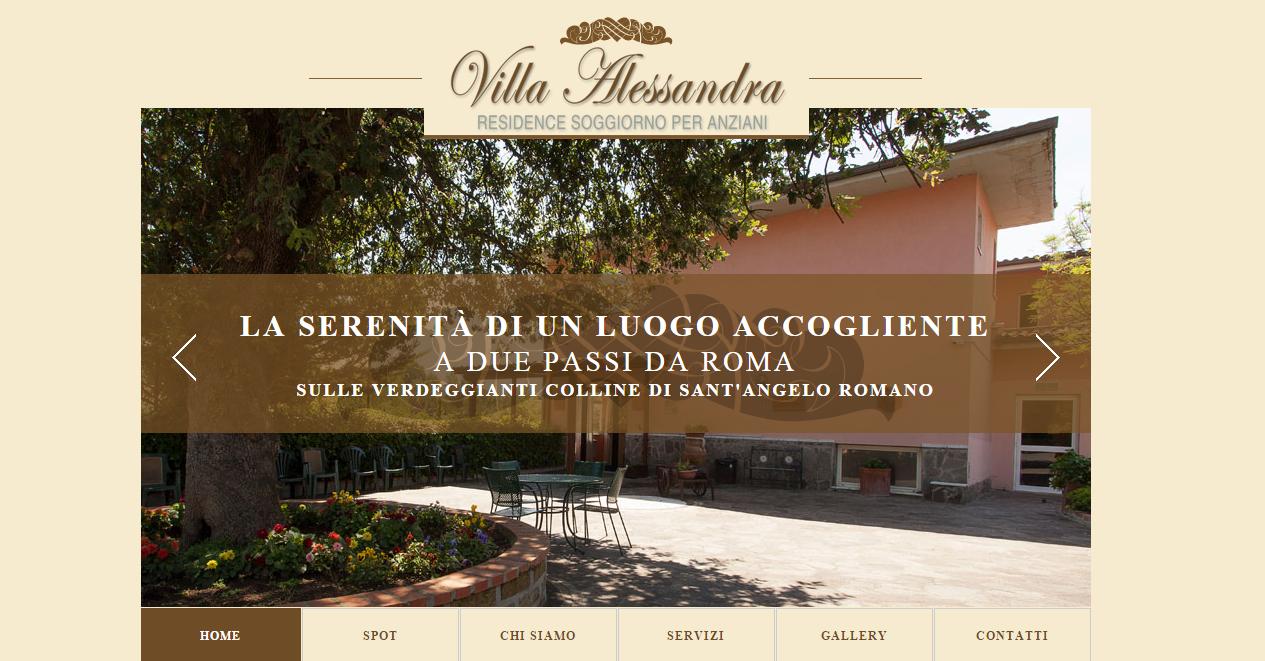 Villa Alessandra - Residence Soggiorno Per Anziani - Ultimi ...